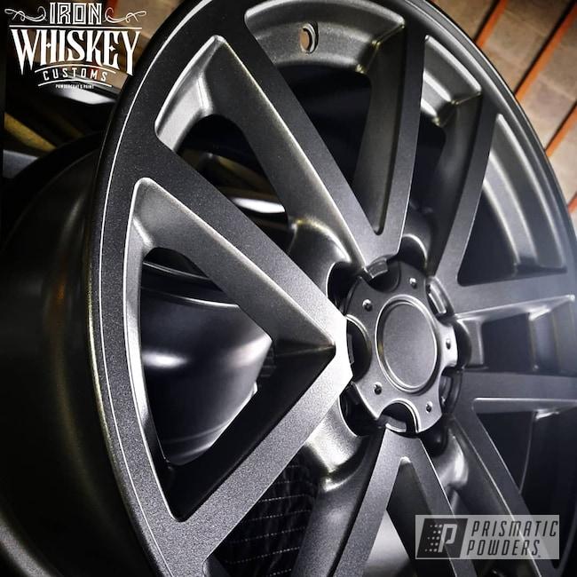 Powder Coating: Wheels,Rims,Victory Silver PMB-5274