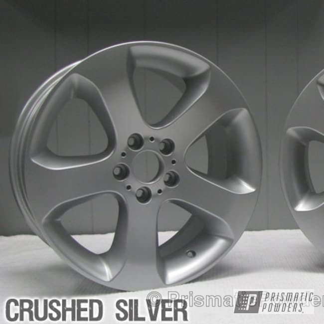Crushed Silver
