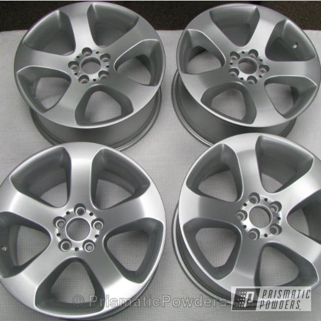 Powder Coating: Wheels,Custom,silver,powder coating,powder coated,Prismatic Powders,Crushed Silver PMB-1544