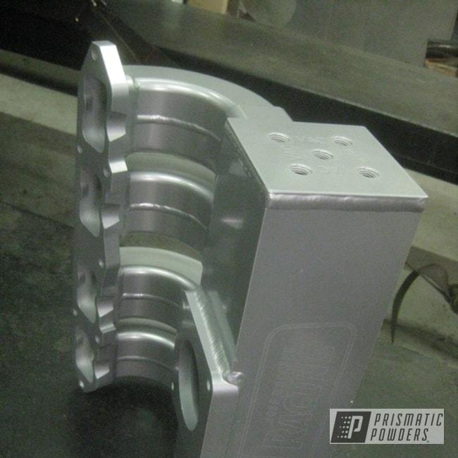 Powder Coating: Automotive,Satin Silver PMS-1438