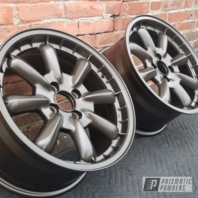 Powder Coating: Stone Bronze PMB-2106,Wheels,Automotive,Enkei Wheels,Soft Clear PPS-1334,enkei,Automotive Wheels