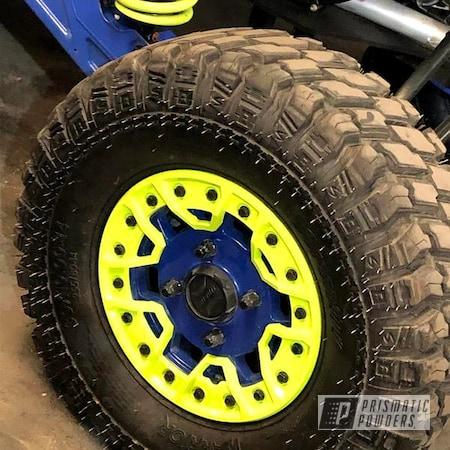 Powder Coating: Chartreuse Sherbert PSS-7068,Accessories,Maverick X3 XRS Max,SXS,Can-Am