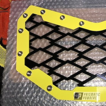 Powder Coated Can-am Accessories