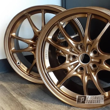 Powder Coated Wheels In Pmb-5860
