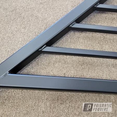 Powder Coating: Railings,BLACK JACK USS-1522,Iron Railings,Hand Railings