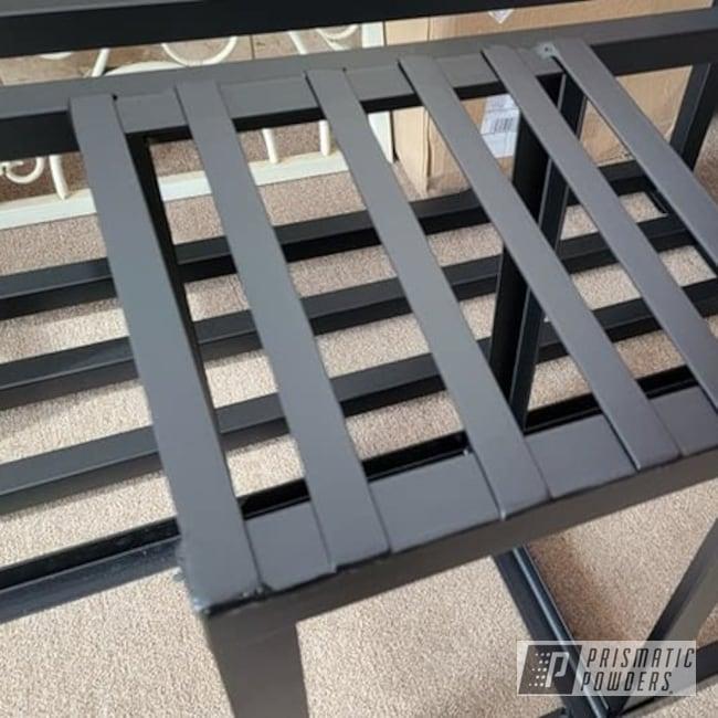 Powder Coating: Custom Entertainment Rack,Custom Furniture,BLACK JACK USS-1522,Custom  Metal Furniture,Furniture