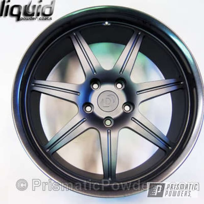 Powder Coating: Wheels,Clear Vision PPS-2974,Casper Clear PPS-4005,Dark Grey Sparkle PMB-2750