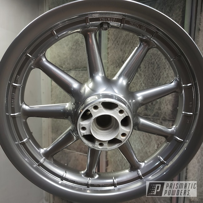 Powder Coating: Wheels,Harley Davidson Parts,Harley Davidson,Rims,Harley Wheels,Street Glide,Harley,ULTRA BLACK CHROME USS-5204,Aluminum Wheels