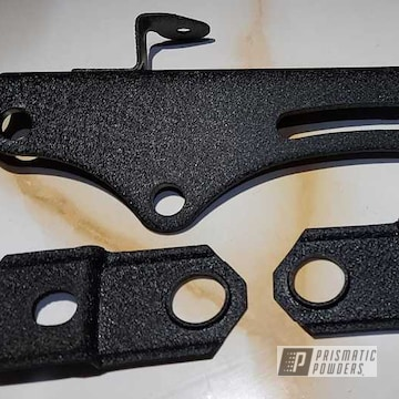 Powder Coated Brackets In Pws-4344