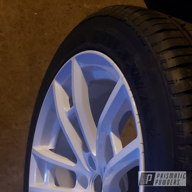 """Powder Coating: Wheels,20"""" Wheels,Rims,Charger,Dodge,SRT,300C,mf15,Gloss White PSS-5690,Chrysler,moparfamily15,Scat Pack"""