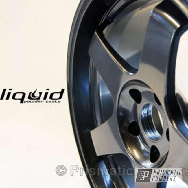 Powder Coating: Wheels,Automotive,Lazer Crystal PMB-4167