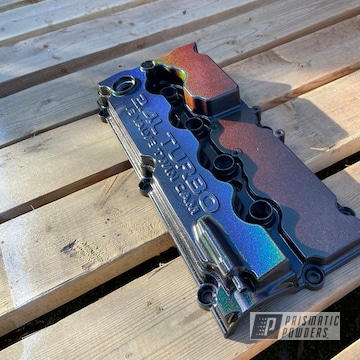 Powder Coated Valve Cover In Pmb-10367