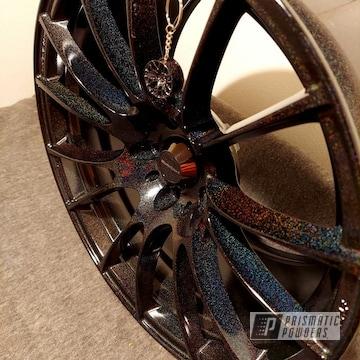 Powder Coated Subaru Wheels In Pmb-2691