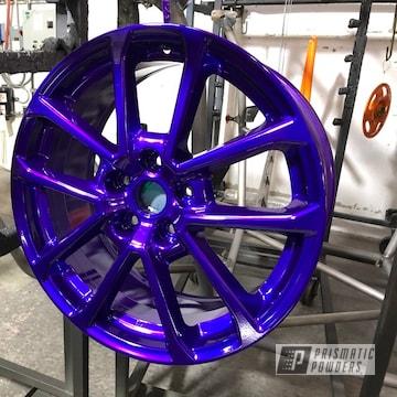Powder Coated Wheels In Ppb-2144