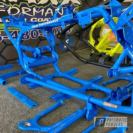 Powder Coating: Clear Vision PPS-2974,ATV,Accessories,Quad Parts,Playboy Blue PSS-1715,ATV Parts,4 Wheeler,quad