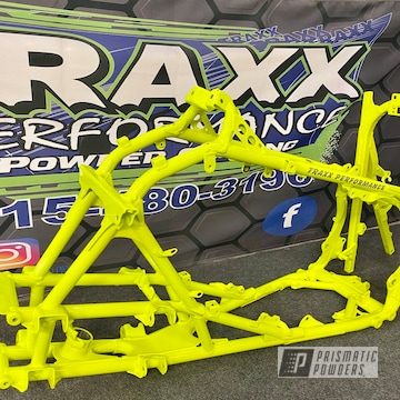 Powder Coated Atv Frame In Pss-5690 And Pps-4765