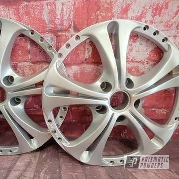Powder Coated Rims In Pms-0517