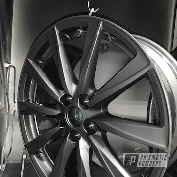 Powder Coated Lexus Wheels In Pmb-6480