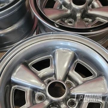 Powder Coated Wheels In Pmb-5027