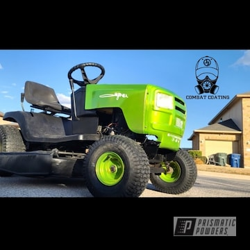 Powder Coated Lawn Mower In Pps-4765
