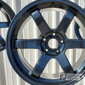 Powder Coated Alloy Wheels Aluminum Wheels In Ford Tuxedo