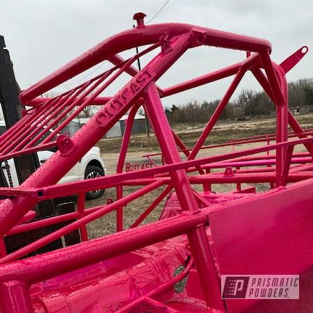 Powder Coating: Custom,Automotive,Dirt Track,Race Car Frame,Race Car,Frame,racecar,SUMMER PUNCH UPB-1759