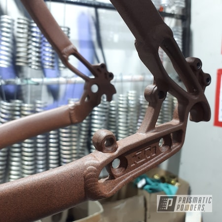 Powder Coating: Rusty Sandpaper PTB-5878,Bicycles,Bike Frame,Bike Parts,Bicycle,Bicycle Frame