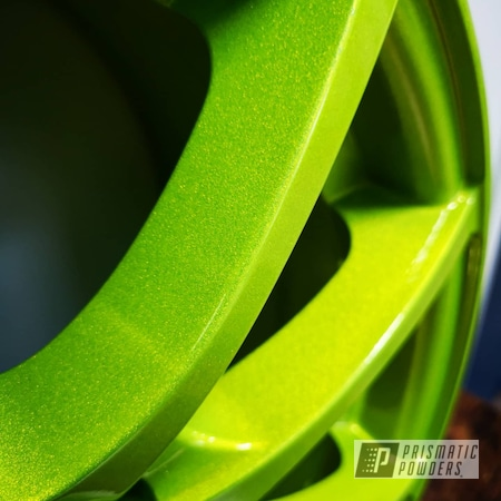 "Powder Coating: Wheels,19"" Wheels,20"" Wheels,Car,17"" Wheels,15"" Aluminum Rims,19"" Aluminum Rims,Aluminum,18"" Aluminum Rims,Car Parts,racecar,Shocker Yellow PPS-4765,Automotive Wheels,Aluminum Wheels,Alloy Wheels,Rims,Kia"