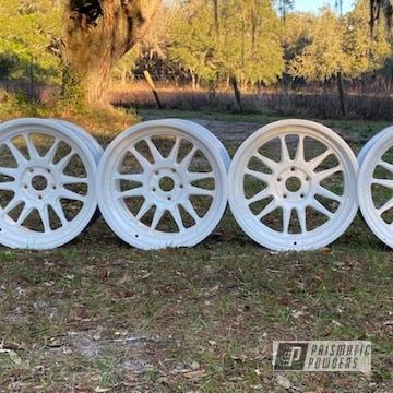Powder Coated Wheels In Pmb-4364