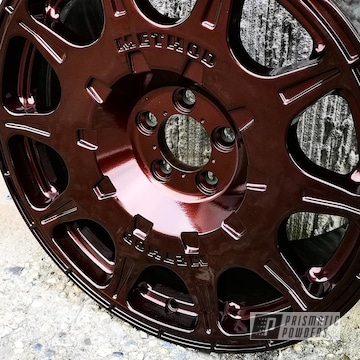 Powder Coated Method Wheels In Pmb-6796