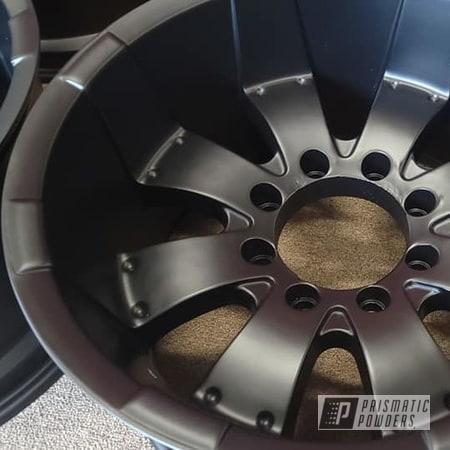 "Powder Coating: Wheels,BLACK JACK USS-1522,Rims,Aluminum,18"" Aluminum Rims,Automotive Wheels,Aluminum Wheels"