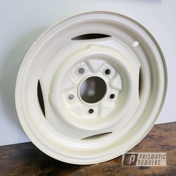 Powder Coated Wheel In Psb-5256