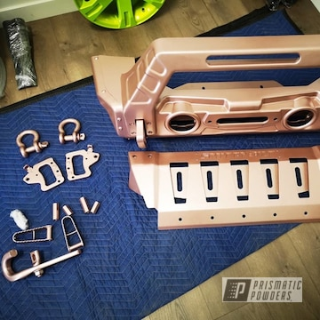 Powder Coated Jeep Parts In Pmb-2951