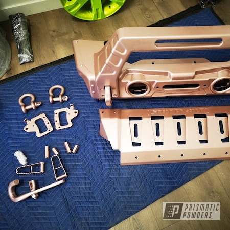 Powder Coating: Automotive,Jeep Parts,SUV,Wrangler,Winch,Truck Parts,4x4,Custom jeep,custom bumper,Class B Silver PMB-2951,Jeep Wrangler,Jeep,Jeep Accessories,Jeep Bumper,Jeep Accent