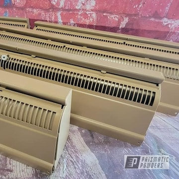 Powder Coated Air Vents In Psb-6725