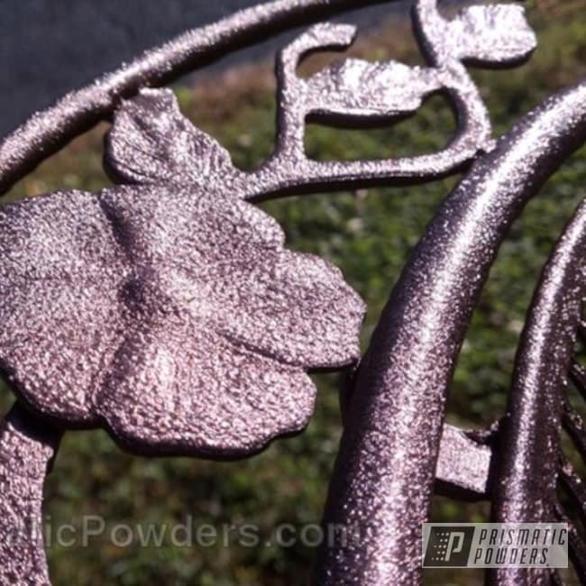 Powder Coating: Patio Furniture,Copper,powder coated,Textured,WETSTONE AGED COPPER PWB-2508,Furniture