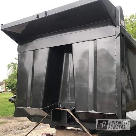 Powder Coating: Automotive,Truck Beds,Wet Charcoal PMB-6480,Trucks,Truck Bed