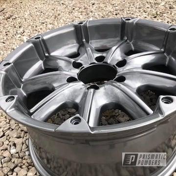 Powder Coated Wheels In Ppb-4623