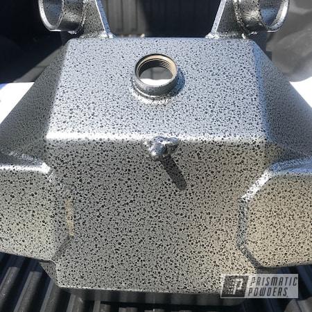 Powder Coating: Automotive,Bumper,Silver Artery PVS-3014