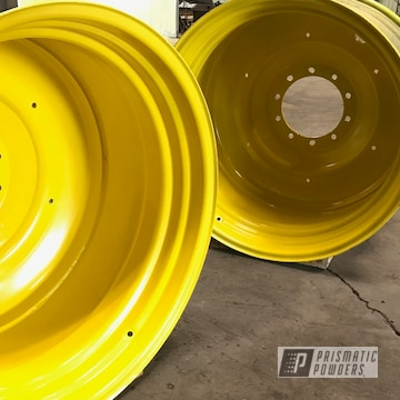 Powder Coated Tractor Rims In Pss-1623