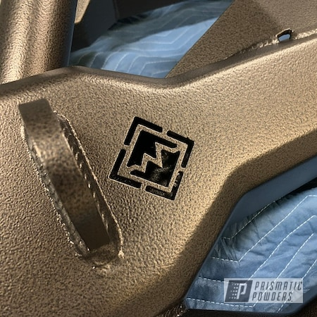 Powder Coating: Automotive,4x4,BRONZE ROCK ULB-1921,custom bumper,Bumpers,Rubicon,Jeep,Jeep Bumper,Bumper