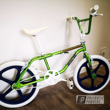 Powder Coated Bmx Bike In Pmb-6913 And Pps-2974