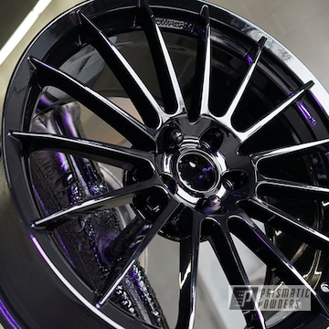 Powder Coated Hre Wheels In Uss-2603