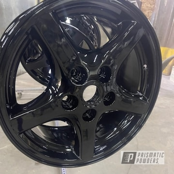 Powder Coated Pontiac Firebird Wheels In Pss-0106