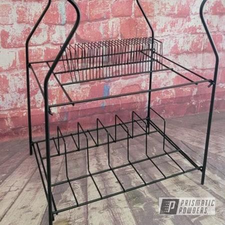 Powder Coating: BLACK JACK USS-1522,Vinyl Record Cart,Cart,Record Cart,Household