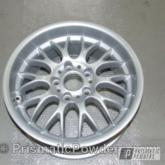 Powder Coating: Wheels,Silver,Clear Vision PPS-2974,Pacific Silver PMB-2811,powder coated