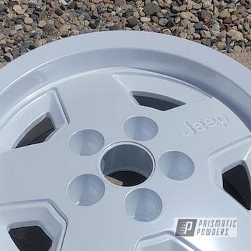 Powder Coated Jeep Wheels In Pmb-4130