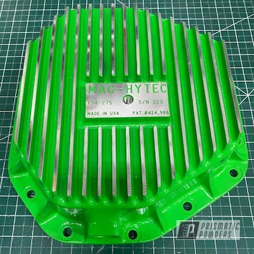 Powder Coated Differential Cover In Pss-4531