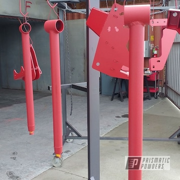 Powder Coated Parts In Ews-0274