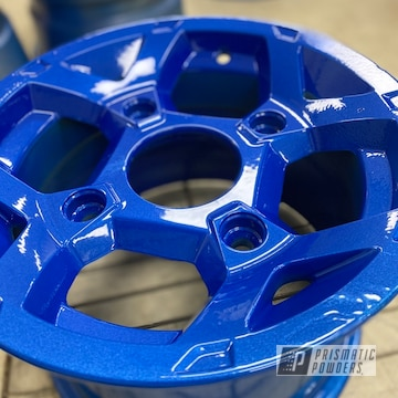 Powder Coated Polaris Rzr Parts In Pmb-6910 And Pps-2974